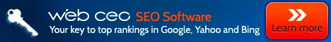 Web CEO Online SEO