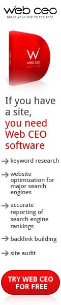 Web CEO SEO Software