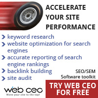 WebCEO SEO Tools